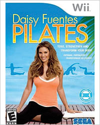 Daisy Fuentes Pilates for Wii