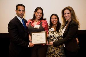 PRSA Orange County winners of the Diversity Chapter Award