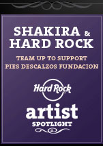 Shakira created Fundacion Pies Descalzos In 1997, and as a result of her efforts, was appointed UNICEF Goodwill Ambassador.