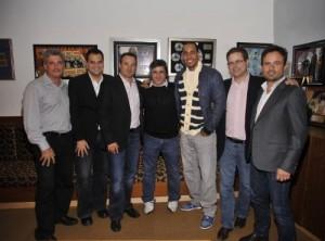 Anthony Romeo Signed by Sony
