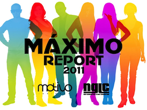 maximo report logo1 Young, Bicultural Latinos Are TV Language Neutral