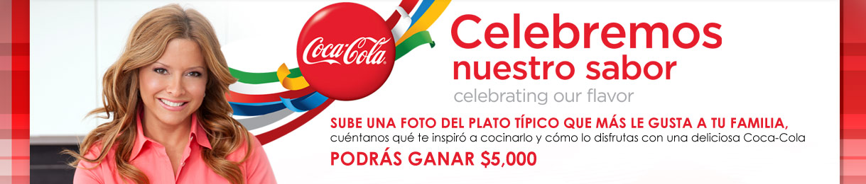 Celebremos Nuestro Sabor con Coca-Cola Campaign Launches to Celebrate Hispanic Heritage Month