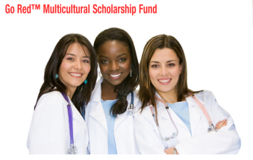 Go Red Launches Multicultural Scholarship Fund