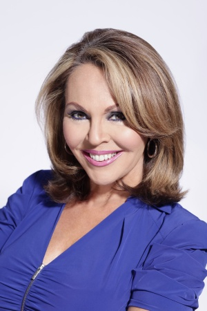 Univision's Maria Elenea Salinas Talks 2012 Latino Vote at Hispanic TV Summit