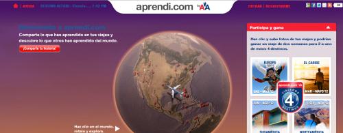 Aprendi.com is First U.S. Social Travel Website in Spanish Language