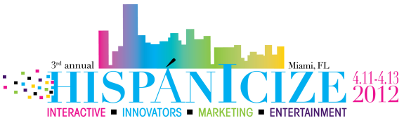 Hispanicize 2012 Logo