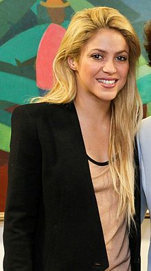 Shakira to be Honored as the 2011 Latin Recording Academy Person of the Year