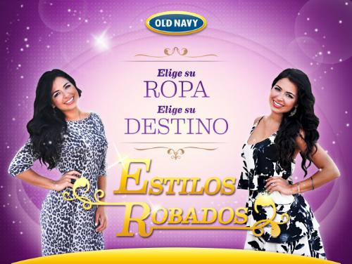 Old Navy & Telemundo Launch 'Estilos Robados' Web Novel