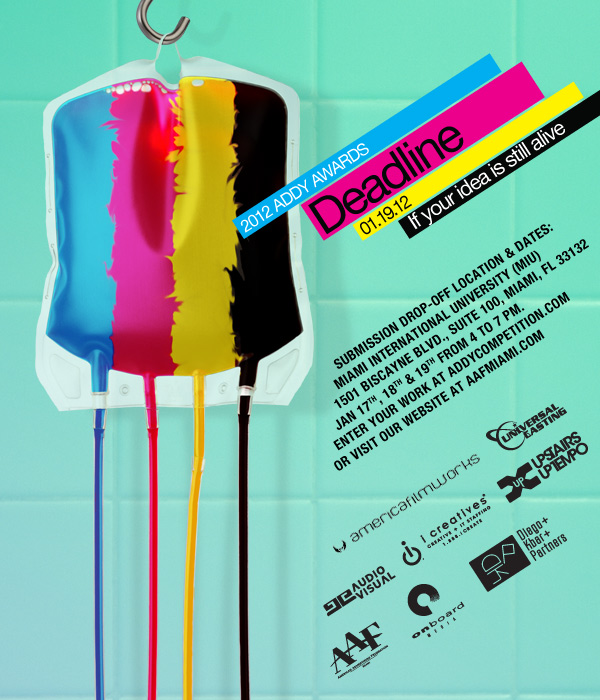 2012 AAF Miami Addys Call for Entries