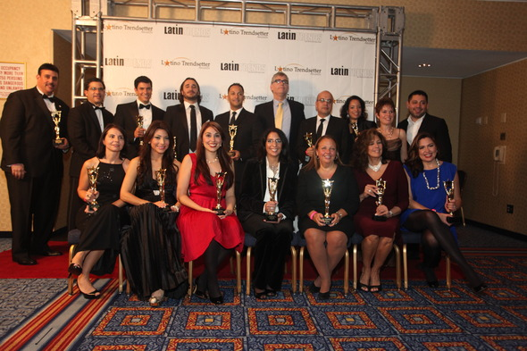 Latino Trendsetters Honored in NYC [GALLERY]