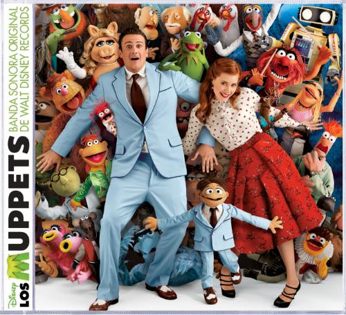 Disney's Los Muppets Soundtrack Released in Spanish