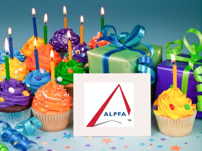 Happy 40th Birthday, ALPFA – Here's To Many More Years of Building Business Leadership!