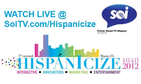 SOI TV Adds New Live Stream Sessions for Hispanicize Event