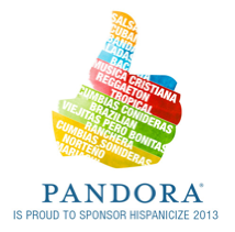 Pandora unveils dedicated Hispanicize 2013 music festival and event highlights channel