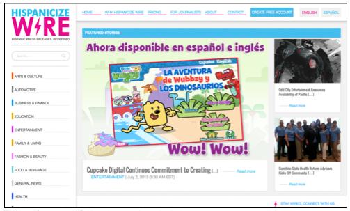 Hispanicize Wire launches budget-friendly, multimedia press release distribution service
