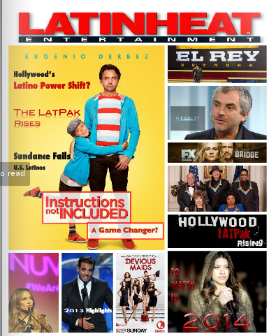 Latest issue of Latin Heat magazine available for download