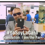 "With ""selfie"" being a such a wildly popular buzzword these days, the #YoSoyLaCara social media campaign makes use of the selfie craze to raise awareness of Hispanic Heritage Month.  (6abc WPVI-TV Philadelphia)"