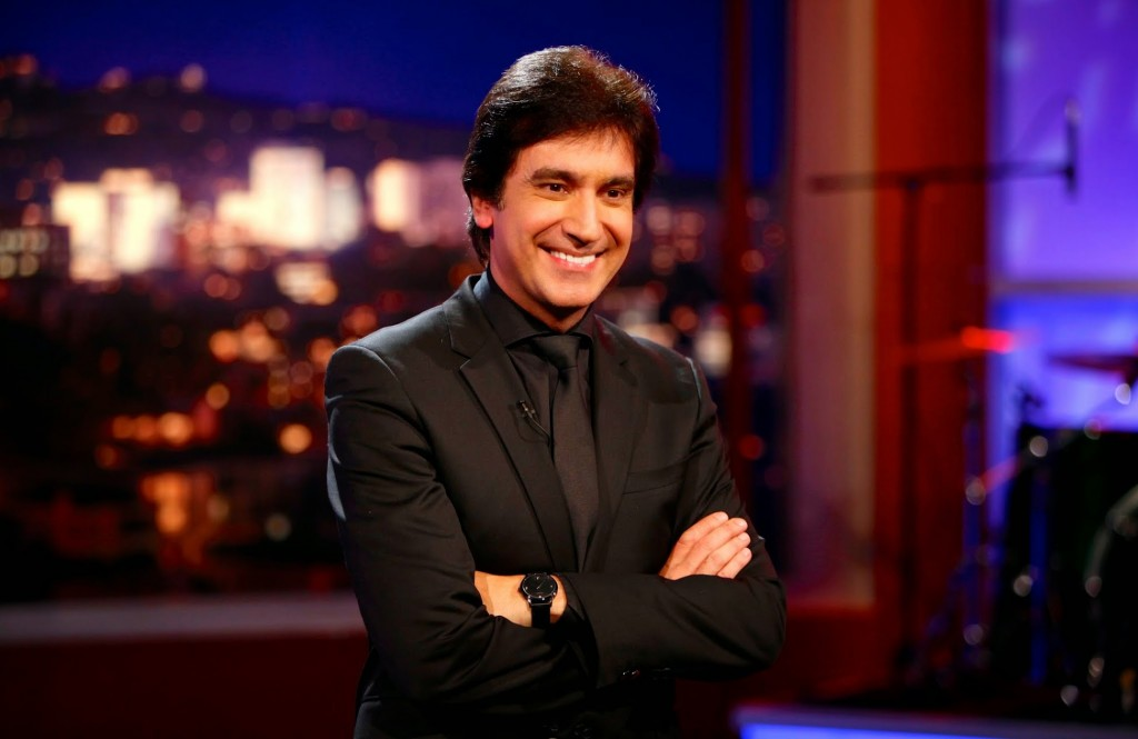 Dante Gebel, América TeVé Web site (www.americateve.com)