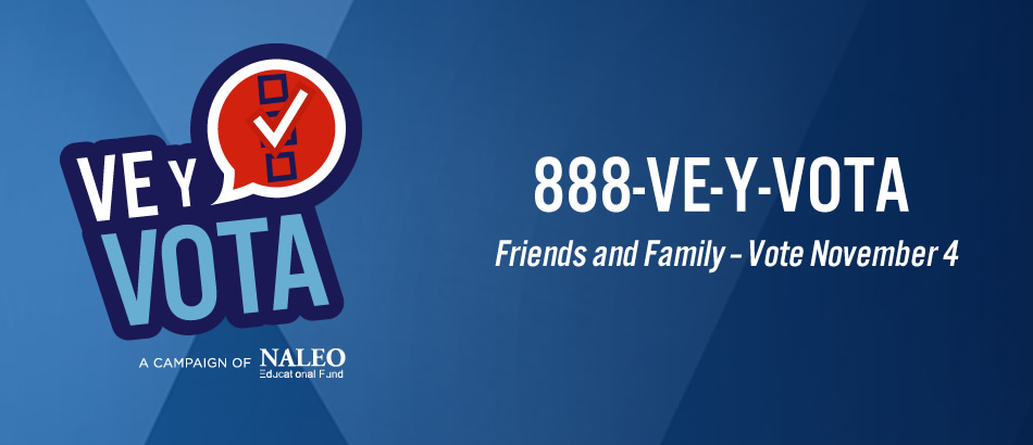 NALEO Educational Fund to address impact of Latino voters and candidates