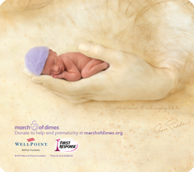 Thalia joins other celebrities for World Prematurity Day