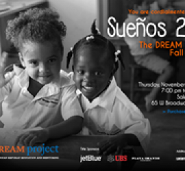 DREAM Project to host 3rd annual benefit in NYC to support Dominican youth