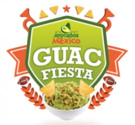 Avocados from México reaches out to Latino football fans with Guac Fiesta promotion