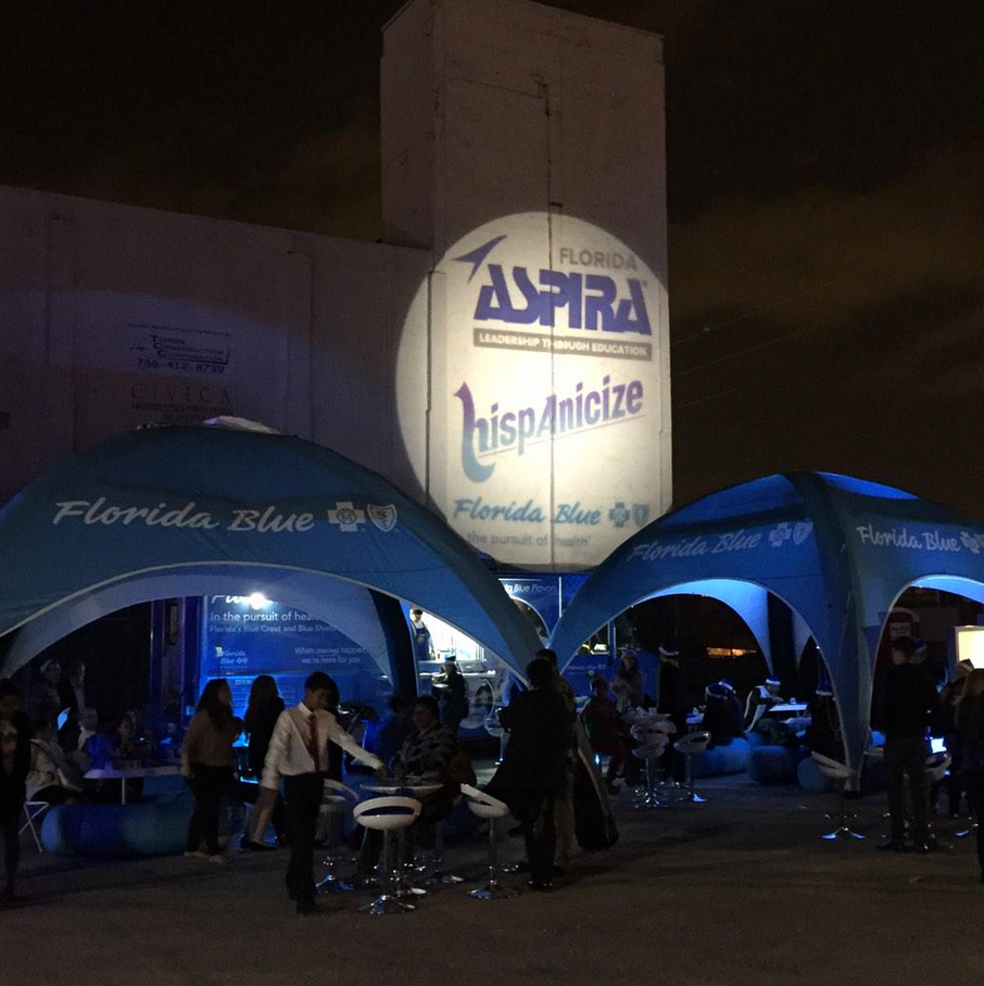 ASPIRA hosted the first annual Hispanicize Miami Holiday Scavenger Hunt