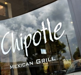 Chipotle uses food packaging to promote works of Latino authors