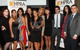 Screenshot from HPRA official Web site (www.hpra-usa.org).