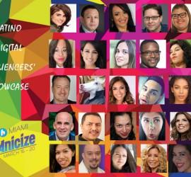 Top content creators to headline Latina Digital Influencers' Showcase at Hispanicize 2015