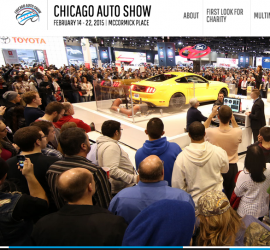 Hispanic Heritage Day among events scheduled for 2015 Chicago Auto Show