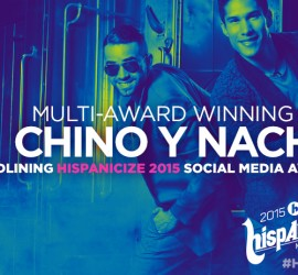 Venezuelan musical duo Chino y Nacho to perform at Tecla Awards in Downtown Miami