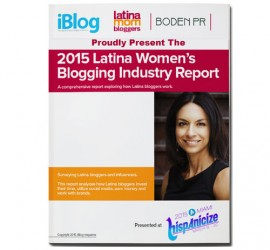 Latina Mom Bloggers and iBlog Magazine team up with BodenPR to conduct 2nd Annual Survey on Latina Blogging and Digital Influencers' Industry