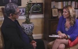 Gaby Natale sits down with Deepak Chopra in his personal office.