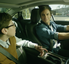 Multicultural marketing campaign for all-new 2015 Chrysler 200 features actor Gael García Bernal