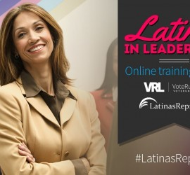 VoteRunLead and Latinas Represent to release web series to empower Latinas to run for office