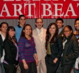 Latino Art Beat to award scholarships to high school and college students involved in sports and the arts