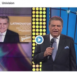 "Univision's ""Sábado Gigante"" Ends its Successful Run After 53 Years on the Air"