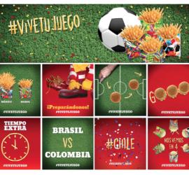 Boden PR wins 2015 PRSA Bronze Anvil Award of Commendation for #ViveTuJuego World Cup campaign for McDonald's