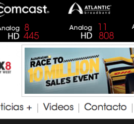 MundoFox8 Miami Experiences Triple-Digit growth During May 2015 Sweeps