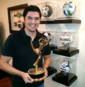 Carlos Yustis Sports Emmy