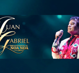 Mexican Icon Juan Gabriel Returns to Los Angeles October 8th and 10th for a series of concerts