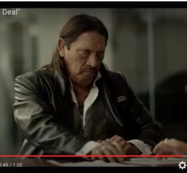 Dodge's New Hispanic Campaign Features Danny Trejo