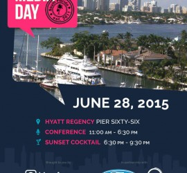 Mashable Social Media Day South Florida arrives this Sunday June 28th, Special Discount code for Hispanic PR Blog readers