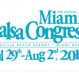 Miami Salsa Congress Announces 2015 Line-Up