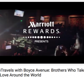 Marriott works with LatinWorks for social mediacampaign #LoveTravels launches new video series with Latino Influencers