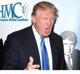 National Hispanic Media Coalition President & CEO Alex Nogales Blasts Donald Trump