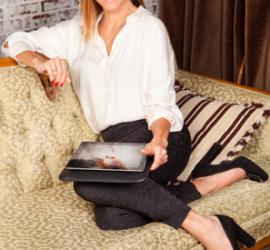 Chic Influence signs celebrity fashion stylist Irma Martinez