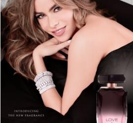 Sofia Vergara Launches Second Fragrance for Women