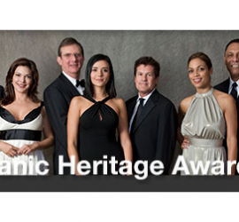 Robert Rodriguez, Pedro Martinez, Ana Gabriel, Arturo Sandoval, Becky G among the honorees of the 28th Annual Hispanic Heritage Award